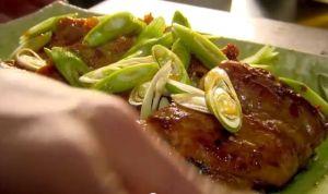 sichuan chicken thighs~「ゴードン・ラムゼイ 究極の料理 時間をかけて作る究極の料理」から