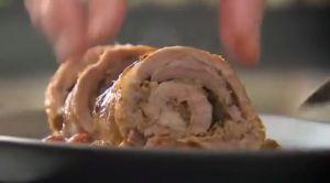slow braised lamb breast ~「ゴードン・ラムゼイ 究極の料理 ゆっくり時間をかけて作る料理」から