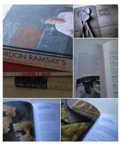 100のレシピをマスターのレシピ本、Gordon Ramsay's Ultimate Cookery Course