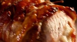 豚肉のマンチェゴとメンブリージョ詰め~「ゴードン・ラムゼイ 究極の料理 特別な日の料理」から