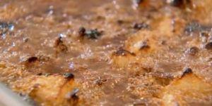 スパイス入りベークドポリッジ~「究極の料理~朝食からディナーまで~元気が出る料理」から