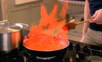 炎のパスタソース