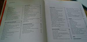 『ゴードン・ラムゼイ~究極の料理~朝食からディナーまで』のレシピ本のレシピ一覧