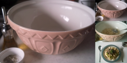 mason cash cane bowl combi